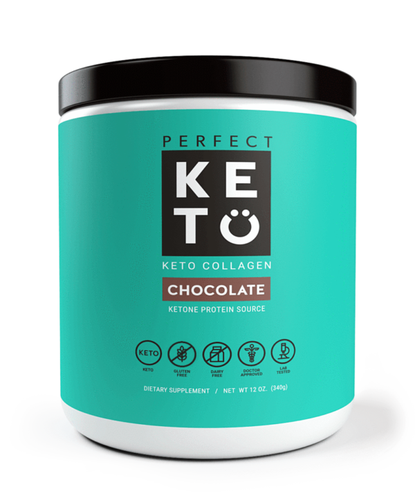 Keto Collagen - Chocolate