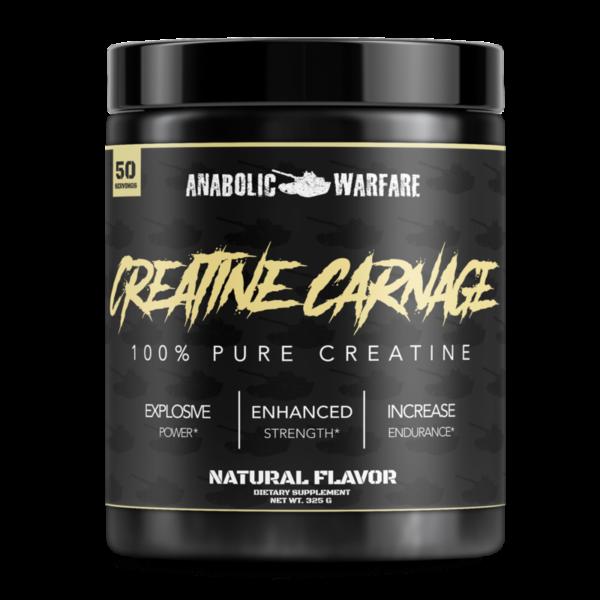 anabolic warfare-creatine-carnage