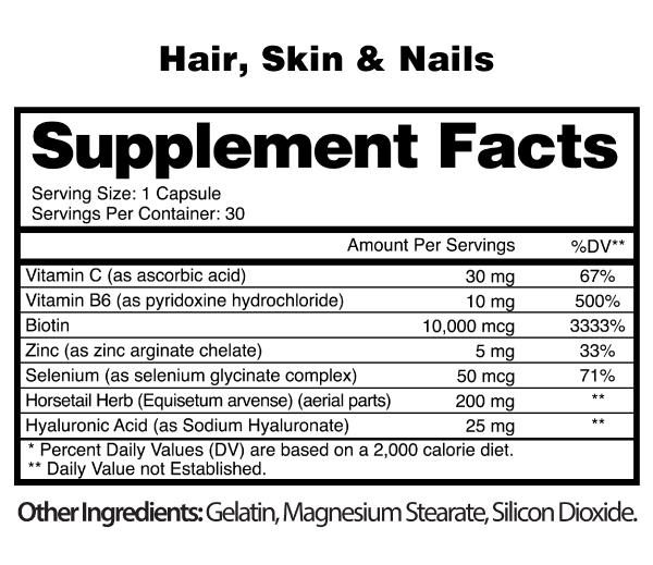 nutraone-missone-hair-skin-and-nails-facts
